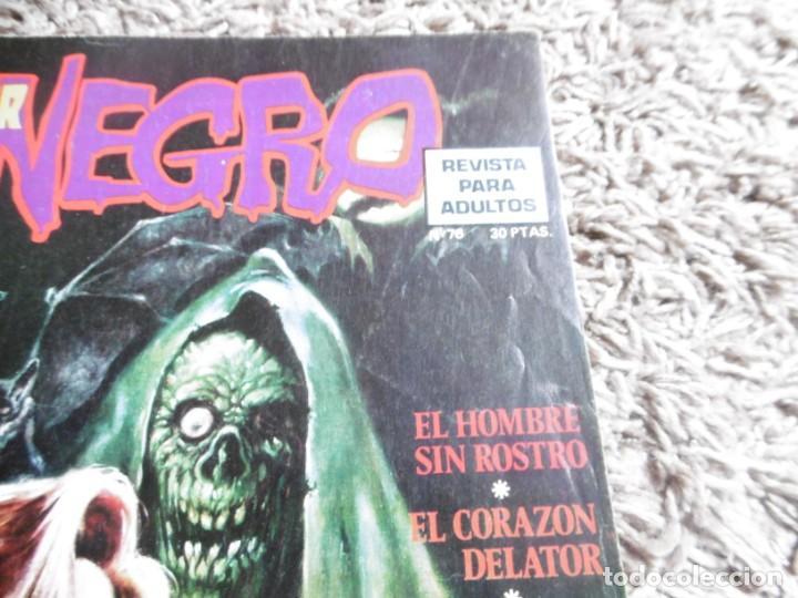 Tebeos: Comic DOSSIER NEGRO Nº 76 - Foto 2 - 191638138