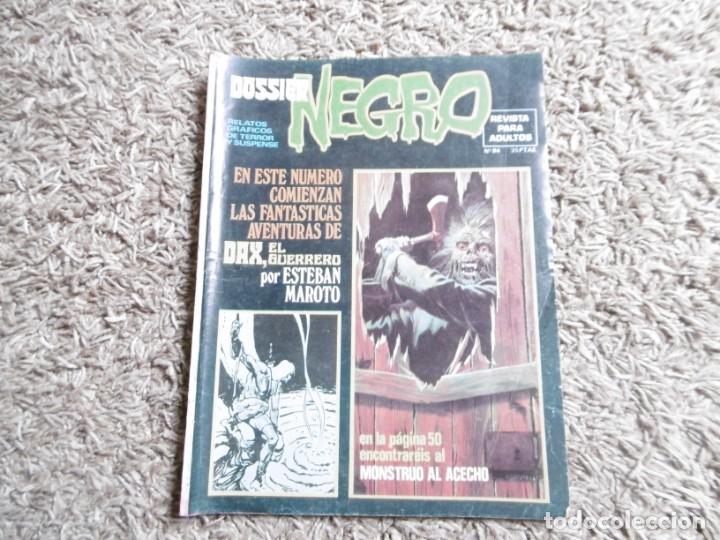 COMIC DOSSIER NEGRO Nº 94 (Tebeos y Comics - Ibero Mundial)