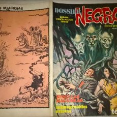 Tebeos: COMIC: DOSSIER NEGRO Nº 127. Lote 191987008