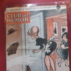 Tebeos: CLUB DEL HUMOR Nº 22 EXCELENTE ESTADO 1969. Lote 193340660