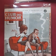Tebeos: CLUB DEL HUMOR Nº 31 EXCELENTE ESTADO 1969. Lote 193340711