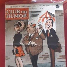 Tebeos: CLUB DEL HUMOR Nº 30 EXCELENTE ESTADO 1970. Lote 193340971