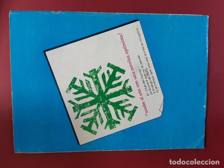 Tebeos: CLUB DEL HUMOR Nº 80 BUEN ESTADO 1974 - Foto 2 - 193341861