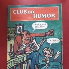 Tebeos: CLUB DEL HUMOR Nº 77 1974. Lote 193342546