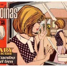 Tebeos: Nº 224 COLECCION HEROINAS. MARY NOTICIAS, IBERO UNDIAL DE EDICIONES. Lote 193392400