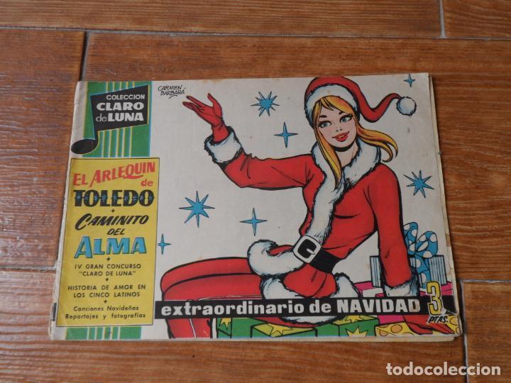 CLARO DE LUNA IBEROMUNDIAL , EXTRAORDINARIO NAVIDAD 1960 , ORIGINAL (Tebeos y Comics - Ibero Mundial)