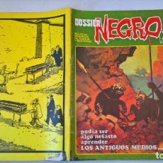 Tebeos: COMIC: DOSSIER NEGRO Nº 110. Lote 194897762