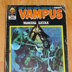 Tebeos: VAMPUS : NÚMERO EXTRA. ABRIL DE 1973. - IBERO MUNDIAL DE EDICIONES, 1973. Lote 194921273
