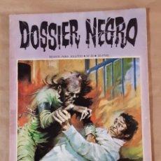 Tebeos: DOSSIER NEGRO - IBERO MUNDIAL DE EDICIONES / NÚMERO 30. Lote 195287812