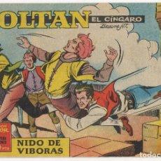 Tebeos: ZOLTAN EL CINGARO Nº 12 (IBERO MUNDIAL 1963). Lote 195601372