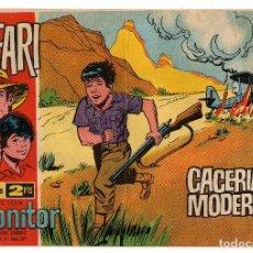 Tebeos: SAFARI Nº 68 (IBERO MUNDIAL 1967). Lote 195601966