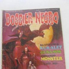 Livros de Banda Desenhada: DOSSIER NEGRO Nº 181 TERROR SUSPENSE FICCIÓN C12X5. Lote 195748093