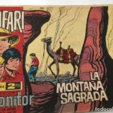 Livros de Banda Desenhada: SAFARI- NU. 44. Lote 196754456