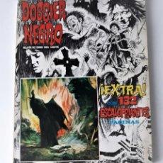 Tebeos: DOSSIER NEGRO - EXTRA NOVIEMBRE 1972. Lote 196960293