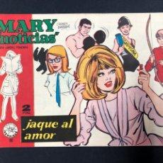 Livros de Banda Desenhada: MARY NOTICIAS Nº 98 JAQUE AL AMOR - VER FOTO, DE DISTRIBUIDORA SIN LEER. Lote 196968145