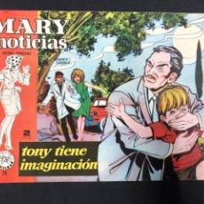 Livros de Banda Desenhada: MARY NOTICIAS Nº 79 TONY TIENE IMAGINACION, BUEN ESTADO. Lote 197076187