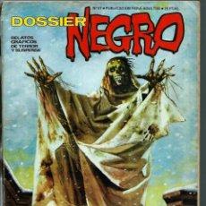 Tebeos: DOSSIER NEGRO Nº 51 - IBEROMUNDIAL AÑOS 70 - UNICO EN TODOCOLECCION. Lote 197235505