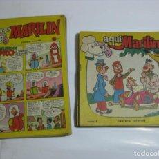 Livros de Banda Desenhada: AQUI MARILIN - COLECCION CASI COMPLETA - 29 DE 32. Lote 198006336