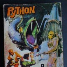 Tebeos: PHYTHON Nº 4 IBERO MUNDIAL DE EDICIONES. Lote 198834640