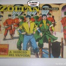 Tebeos: ZOLTAN EL CINGARO Nº 30, ED. IBERO MUNDIAL DE EDICIONES, IMDE. Lote 198846336
