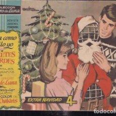 Tebeos: CLARO DE LUNA EXTRA NAVIDAD 1963. Lote 200032696