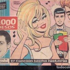 Tebeos: CLARO DE LUNA Nº 86. 24.000 BESOS. GRAN EXITO DE ADRIANO CELENTANO. Lote 200129338