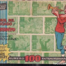 Tebeos: CLARO DE LUNA Nº 100 EXTRAORDINARIO. Lote 200134088