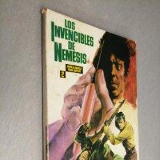 Giornalini: LOS INVENCIBLES DE NÉMESIS Nº 2 / ÍBERO MUNDIAL. Lote 202545937