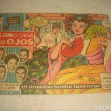 Tebeos: CLARO DE LUNA N. 34 . TU CANCION HECHA HISTORIA .. Lote 205366212