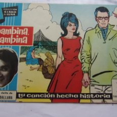 Tebeos: CLARO DE LUNA NÚM. 139 BAMBINA, BAMBINA. Lote 205746871