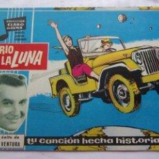 Tebeos: CLARO DE LUNA NÚM. 157 EL RIO DE LA LUNA. Lote 205747290