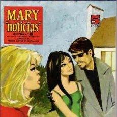 Tebeos: MARY NOTICIAS-EXTRA-IMDE-Nº 18 -LA NOVIA DE BRUMA-1965-GRAN CARMEN BARBARÁ-BUENO-DIFÍCIL-LEA-3449. Lote 206449797