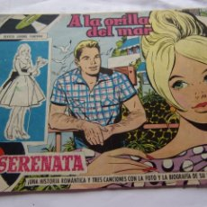 Tebeos: SERENATA - A LA ORILLA DEL MAR. Lote 206500255