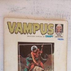 Tebeos: VAMPUS NÚMERO EXTRAORDINARIO DEDICADO A LA CIENCIA FICCIÓN - I.M.D.E. 1971. Lote 210384102