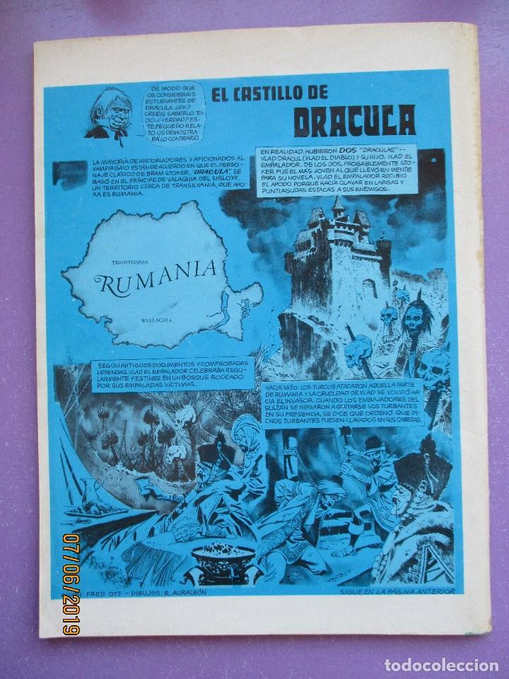 Tebeos: RUFUS Nº 3 ¡¡¡ MUY BUEN ESTADO !!! - Foto 2 - 210487417