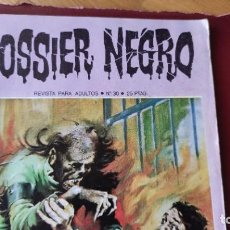 Tebeos: DOSSIER NEGRO Nº 30 (DIFÍCIL) EN BUEN ESTADO.. Lote 210639229
