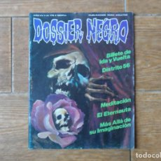 BDs: DOSSIER NEGRO Nº 176 IBERO MUNDIAL. Lote 211615664
