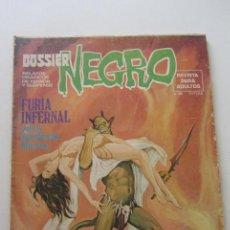 Livros de Banda Desenhada: DOSSIER NEGRO Nº 96 TERROR SUSPENSE FICCIÓN E2. Lote 213403222