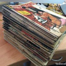 Livros de Banda Desenhada: ROMANTICA LOTE 134 EJEMPLARES DIFERENTES IBERO MUNDIAL (HAB). Lote 213681885