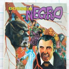 Tebeos: DOSSIER NEGRO Nº 56. Lote 214507367
