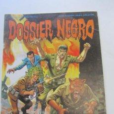 BDs: DOSSIER NEGRO Nº 187. COMANDO MONSTER CX66. Lote 214548071