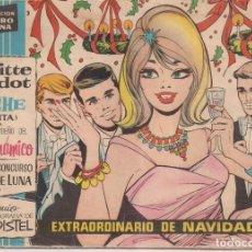 Tebeos: CLARO DE LUNA. EXTRA DE NAVIDAD 1961. Lote 200031651