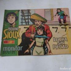 Tebeos: PEQUEÑO SIOUX Nº 6 IBERO MUNDIAL. Lote 217215578