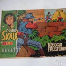 Tebeos: PEQUEÑO SIOUX Nº 16 IBERO MUNDIAL. Lote 217215977