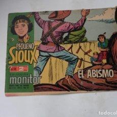 Tebeos: PEQUEÑO SIOUX Nº 29 IBERO MUNDIAL. Lote 217217082