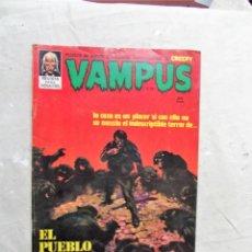 Tebeos: VAMPUS Nº 28 IBERO MUNDIAL. Lote 218212235