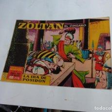Tebeos: ZOLTAN EL CINGARO Nº 61 ORIGINAL. Lote 218354040