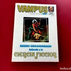 Tebeos: VAMPUS EXTRA CIENCIA FICCIÓN. SELECCIÓN DE CREEPY 1970-EXCELENTE ESTADO. Lote 218387703