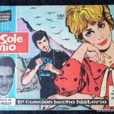 Tebeos: CLARO DE LUNA Nº 95 (ELVIS PRESLEY) IBERO MUNDIAL 1959. Lote 228102870