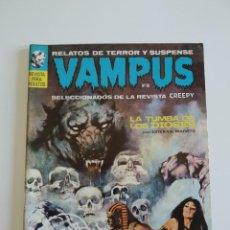 Livros de Banda Desenhada: VAMPUS Nº 16 ~ IBERO MUNDIAL. Lote 219270007